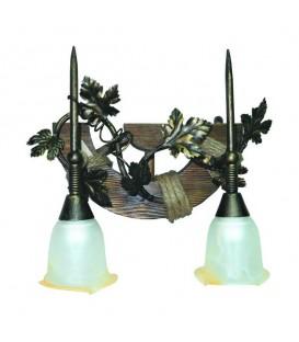 Настенный светильник (бра) Тарьсма Лоза-2П — Купить по низкой цене в интернет-магазине