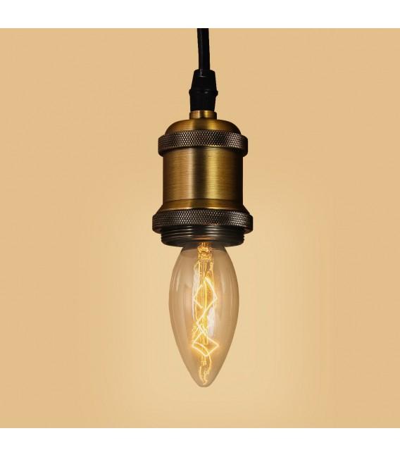 Ретро-лампа накаливания Loft House LP-106, E14, 60 Вт. — Купить по низкой цене в интернет-магазине
