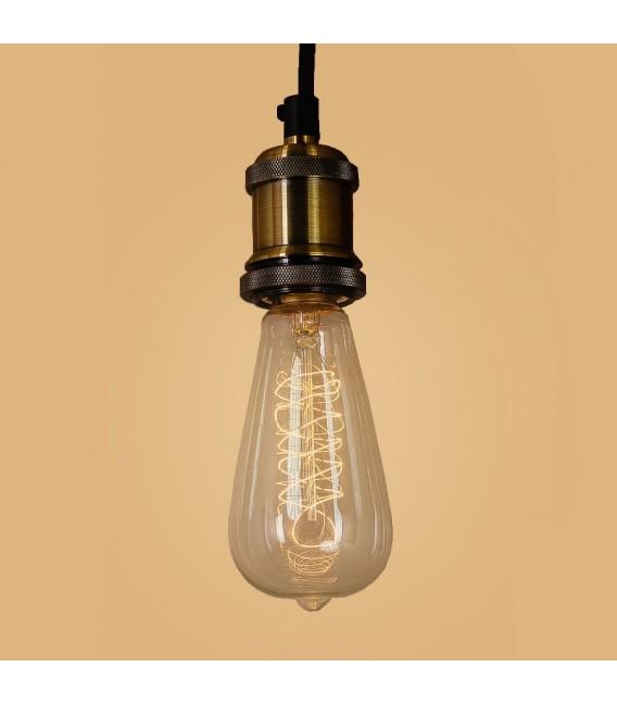 Ретро-лампа накаливания Loft House LP-104, E27, 60 Вт. — Купить по низкой цене в интернет-магазине