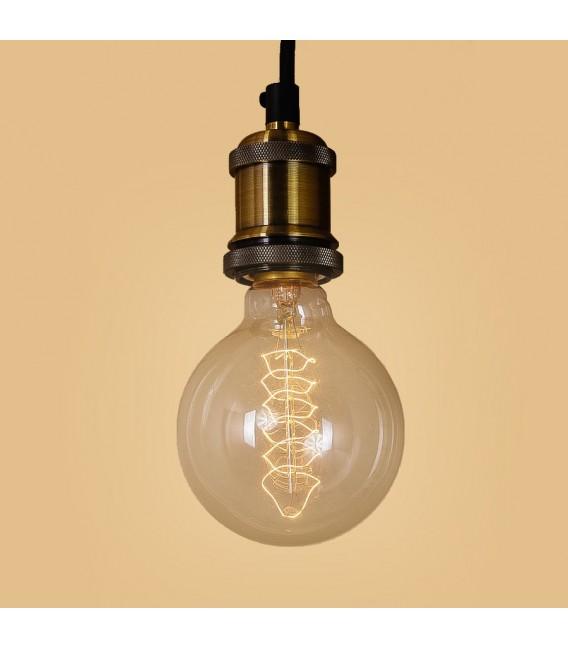 Ретро-лампа накаливания Loft House LP-102, E27, 60 Вт. — Купить по низкой цене в интернет-магазине