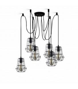 Светильник подвесной (люстра) Loft House P-296 — Купить по низкой цене в интернет-магазине