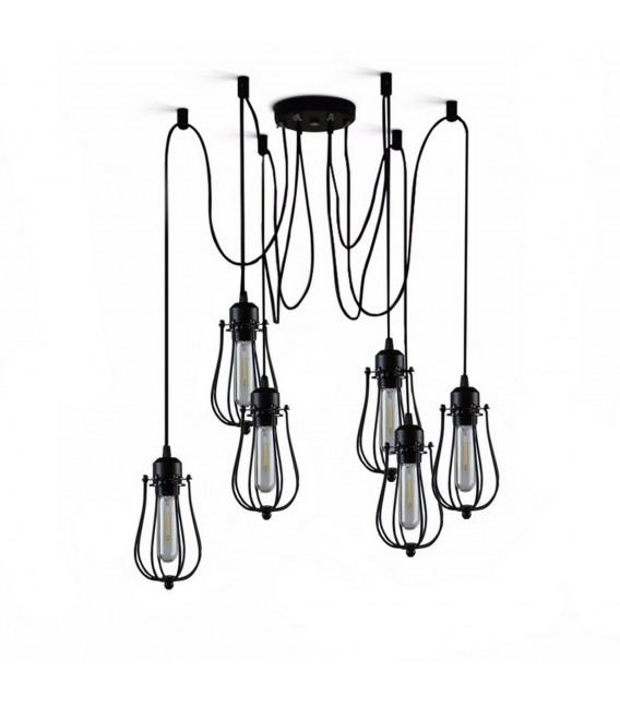 Светильник подвесной (люстра) Loft House P-302 — Купить по низкой цене в интернет-магазине