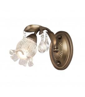 Настенный светильник (бра) Silver Light Semiramida 517.43.1, бронза — Купить по низкой цене в интернет-магазине