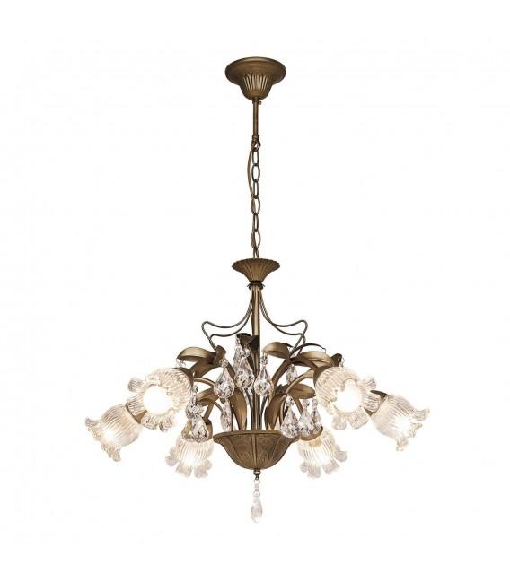 Потолочная люстра Silver Light Semiramida 517.53.6, бронза — Купить по низкой цене в интернет-магазине