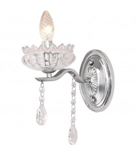 Настенный светильник (бра) Silver Light Venere 724.44.1, хром — Купить по низкой цене в интернет-магазине