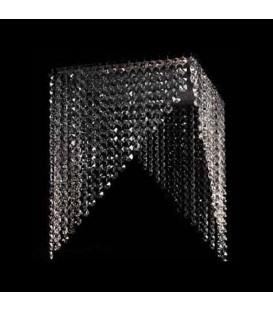 Точечный светильник Totci 913-00-Br, цвет бронза, с хрусталём Asfour — Купить по низкой цене в интернет-магазине