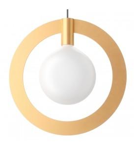 Светильник подвесной Wishnya Suprematic Radius 40, медь — Купить по низкой цене в интернет-магазине