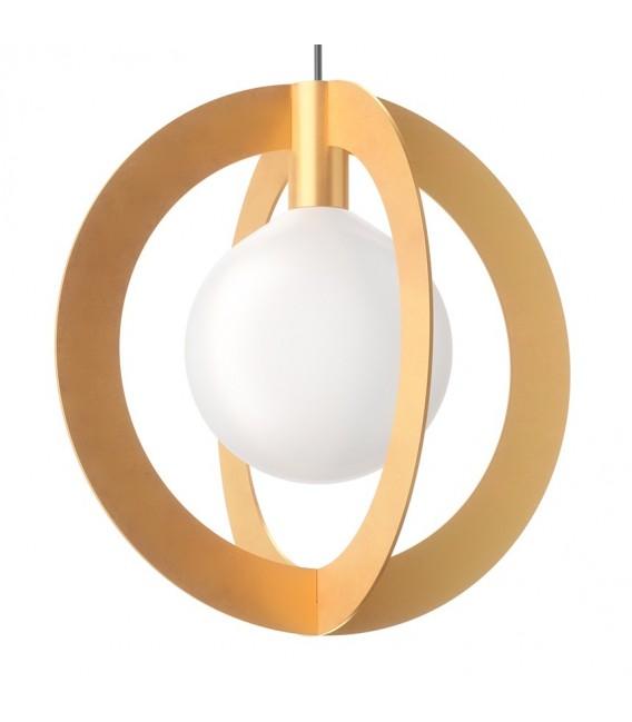 Светильник подвесной Wishnya Suprematic Diaradius 40, медь — Купить по низкой цене в интернет-магазине