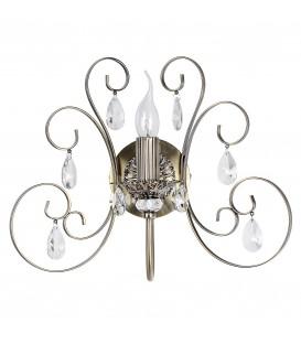 Настенный светильник (бра) Silver Light Vienna 155.43.1, бронза