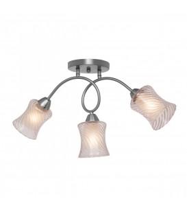 Потолочная люстра Silver Light Evita 132.55.3, матовый хром — Купить по низкой цене в интернет-магазине
