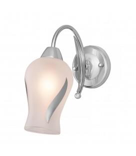 Настенный светильник (бра) Silver Light Lorian 135.44.1, хром