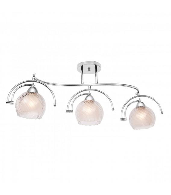 Настенно-потолочный светильник Silver Light Sfera 255.54.3, хром — Купить по низкой цене в интернет-магазине