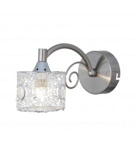 Настенный светильник (бра) Silver Light 123.44.1, матовый хром/хром