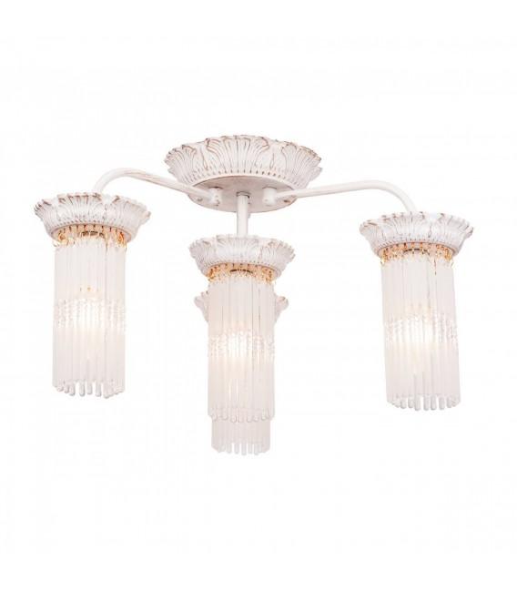 Подвесная люстра Silver Light Venezia 714.61.4, белая патина/золото — Купить по низкой цене в интернет-магазине