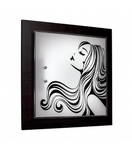 Настенно-потолочный светильник Silver Light Kiss 826.40.7, LED 20 Вт. — Купить по низкой цене в интернет-магазине