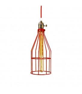 Светильник подвесной (люстра) Loft House P-62/2