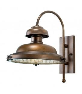 Настенный уличный фонарь Lustrarte Exterior 1201
