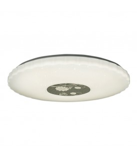 Светильник потолочный светодиодный OZ-Light Sond OZL32201, диммируемый, 80 Вт. — Купить по низкой цене в интернет-магазине