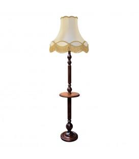 Торшер с деревянным столиком Neoretro ТБ04С.КЛ3 — Купить по низкой цене в интернет-магазине