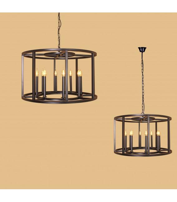 Светильник подвесной (люстра) Loft House P-202 — Купить по низкой цене в интернет-магазине