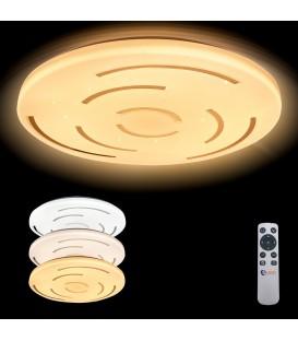 Светильник потолочный светодиодный OZ-Light Sond OZL31703, диммируемый, 80 Вт. — Купить по низкой цене в интернет-магазине