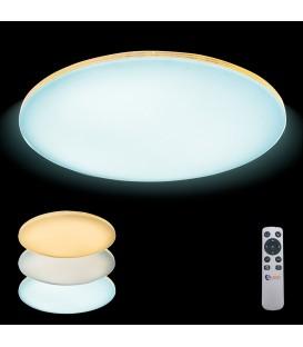 Светильник потолочный светодиодный OZ-Light Sond OZL31802, диммируемый, 80 Вт. — Купить по низкой цене в интернет-магазине