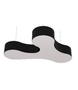 Светильник подвесной Orled Lightbox Cloud D120, светодиодный, 120 Вт. — Купить по низкой цене в интернет-магазине