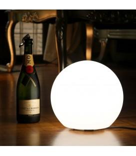 Настольная лампа Moonball D20, световой шар 20 см., белый свет — Купить по низкой цене в интернет-магазине