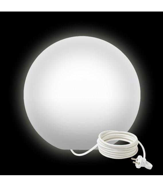 Настольная лампа Moonball D40, световой шар 40 см., белый свет — Купить по низкой цене в интернет-магазине