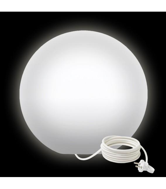 Настольная лампа Moonball D50, световой шар 50 см., белый свет — Купить по низкой цене в интернет-магазине
