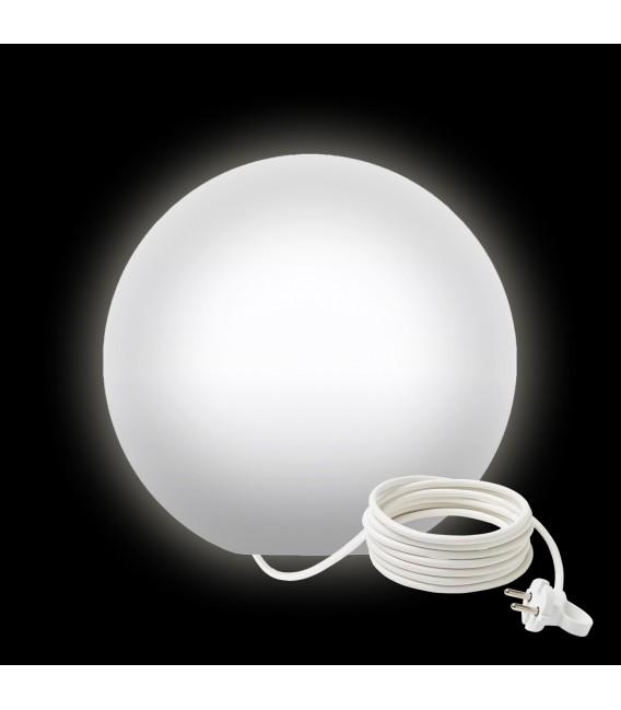 Напольный светильник Moonball F30, световой шар 30 см., белый свет — Купить по низкой цене в интернет-магазине