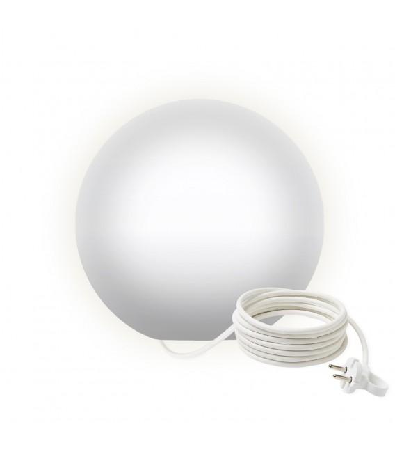 Ландшафтный светильник Moonball E20, световой шар 20 см., белый, IP65 — Купить по низкой цене в интернет-магазине