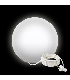 Ландшафтный светильник Moonball E30, световой шар 30 см., белый, IP65 — Купить по низкой цене в интернет-магазине
