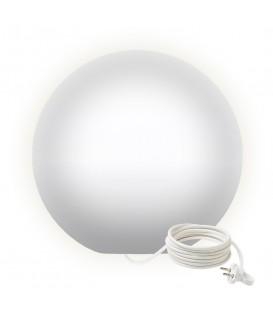 Ландшафтный светильник Moonball E50, световой шар 50 см., белый, IP65
