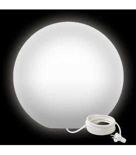 Ландшафтный светильник Moonball E60, световой шар 60 см., белый, IP65