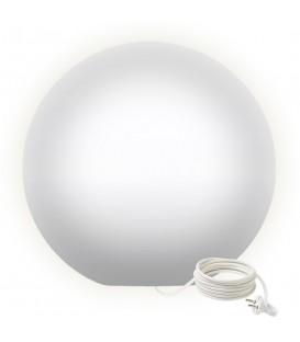 Ландшафтный светильник Moonball E80, световой шар 80 см., белый, IP65