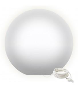 Ландшафтный светильник Moonball E100, световой шар 100 см., белый, IP65