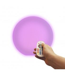 Настольная лампа Moonball D20, световой шар 20 см., разноцветный RGB — Купить по низкой цене в интернет-магазине