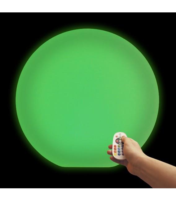 Настольная лампа Moonball D60, световой шар 60 см., разноцветный RGB — Купить по низкой цене в интернет-магазине