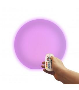 Напольный светильник Moonball F30, световой шар 30 см., разноцветный RGB — Купить по низкой цене в интернет-магазине