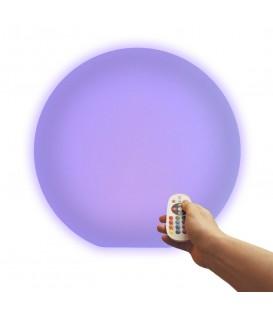 Напольный светильник Moonball F50, световой шар 50 см., разноцветный RGB — Купить по низкой цене в интернет-магазине