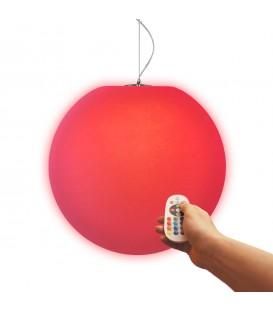Подвесной светильник Moonball P20, световой шар 20 см., разноцветный RGB — Купить по низкой цене в интернет-магазине