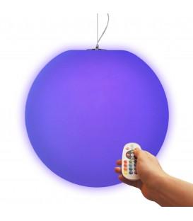 Подвесной светильник Moonball P40, световой шар 40 см., разноцветный RGB — Купить по низкой цене в интернет-магазине