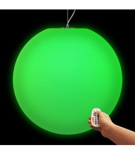 Подвесной светильник Moonball P60, световой шар 60 см., разноцветный RGB — Купить по низкой цене в интернет-магазине