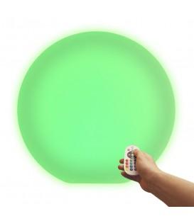 Беспроводной светильник Moonball W60, световой шар 60 см., разноцветный RGB, с аккумулятором — Купить по низкой цене в