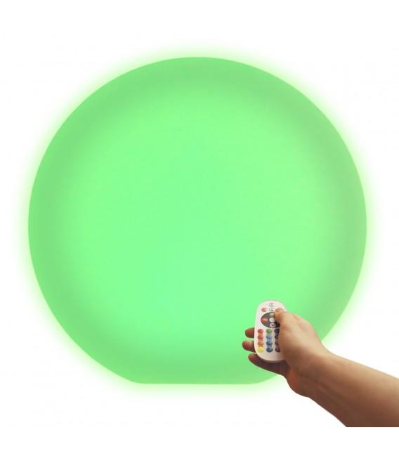 Беспроводной светильник Moonball W80, световой шар 80 см., разноцветный RGB, с аккумулятором — Купить по низкой цене в