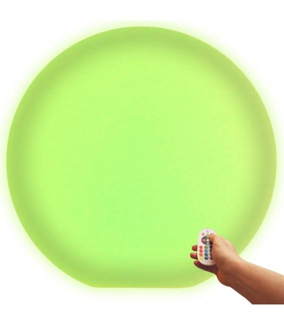 Беспроводной светильник Moonball W120, световой шар 120 см., разноцветный RGB, с аккумулятором — Купить по низкой цене в