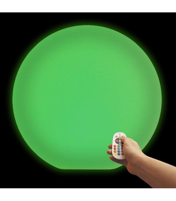 Светильник для бассейна Moonball A80, диаметр 80 см., разноцветный RGB, с аккумулятором, IP68 — Купить по низкой цене в