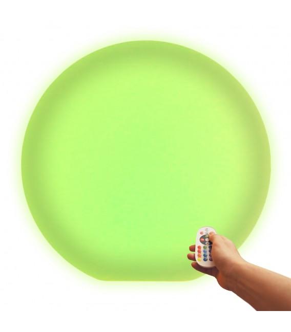 Светильник для бассейна Moonball A100, диаметр 100 см., разноцветный RGB, с аккумулятором, IP68 — Купить по низкой цене в
