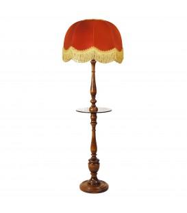 Торшер со стеклянным столиком Neoretro ТБ03.ПС22 — Купить по низкой цене в интернет-магазине